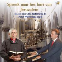 Spreek naar het hart van Jeruzalem