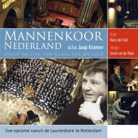 Zingt muziek van Klaas Jan Mulder