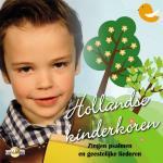 Hollandse kinderkoren zingen psalmen en geestelijke liederen