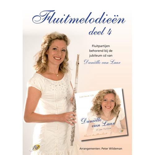 Fluitmelodieën deel 4 (muziekboek)