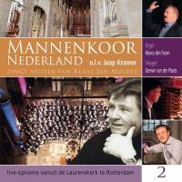 Zingt muziek van Klaas Jan Mulder 2
