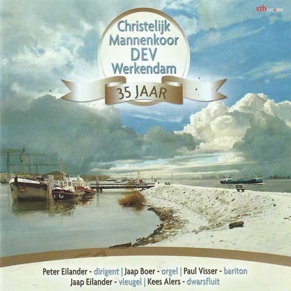 Christelijk Mannenkoor DEV Werkendam - 35 jaar