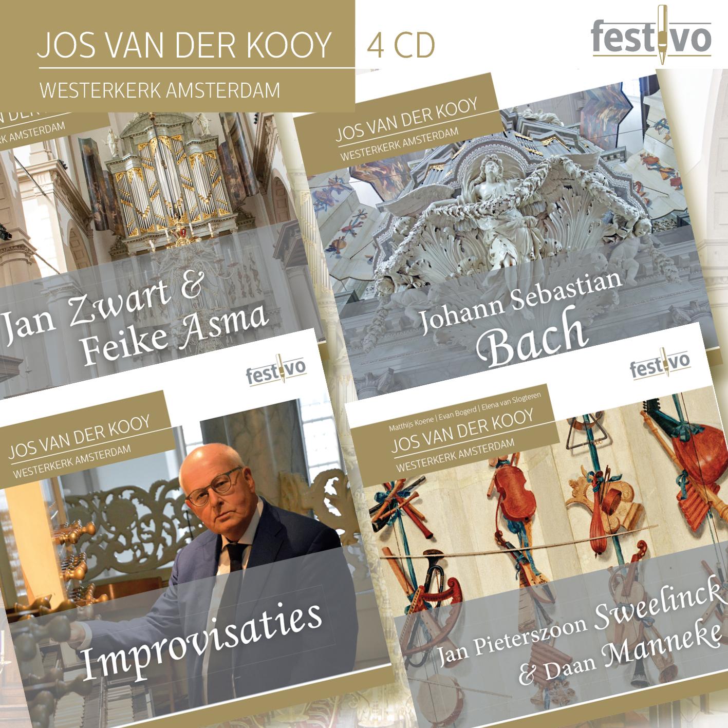 Westerkerk Amsterdam 4CD